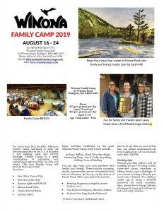 2019 Family camp brochure a
