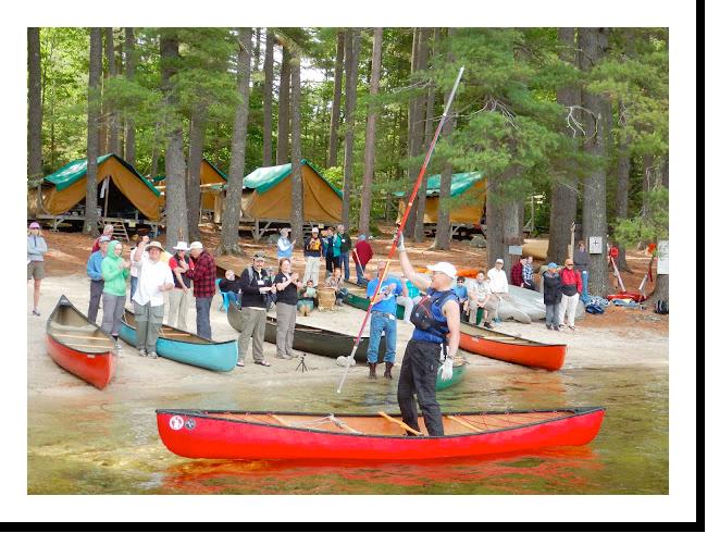 maine-canoe-symposium-canoe-on-beach